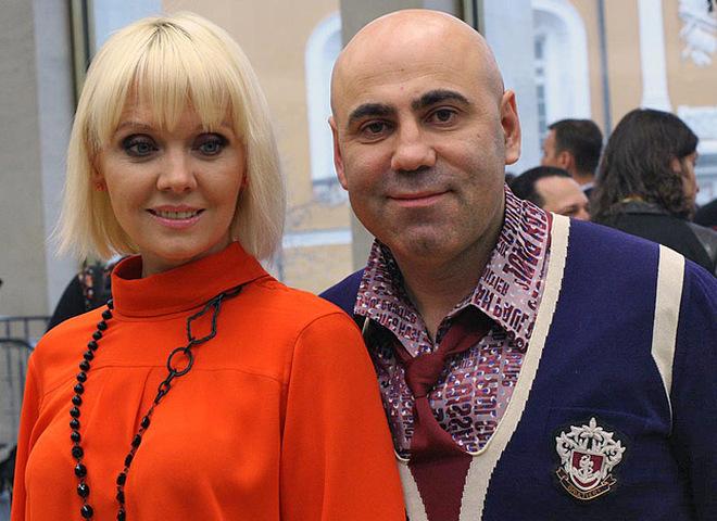 Иосиф Пригожин и Валерия