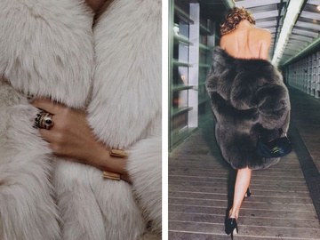 Alexander McQueen і Balenciaga официально отказались от использования меха