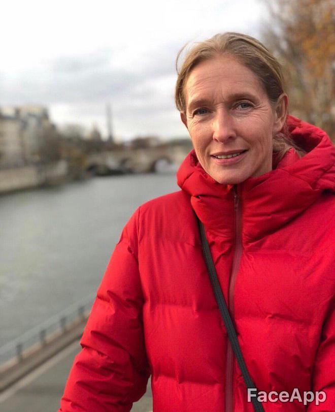 Как Катя Осадчая может выглядеть в старости