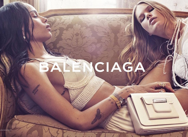 Рекламная кампания Balenciaga SS 2016