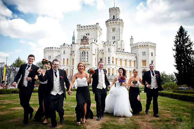 5 кращих місць для весільної церемонії