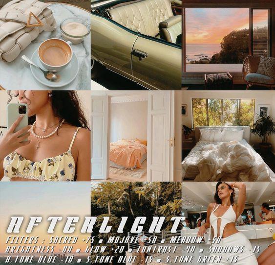 Afterlight: платные и бесплатные приложения для красивой обработки фото