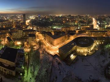 День святого Валентина: ТОП-10 самых романтических городов Украины