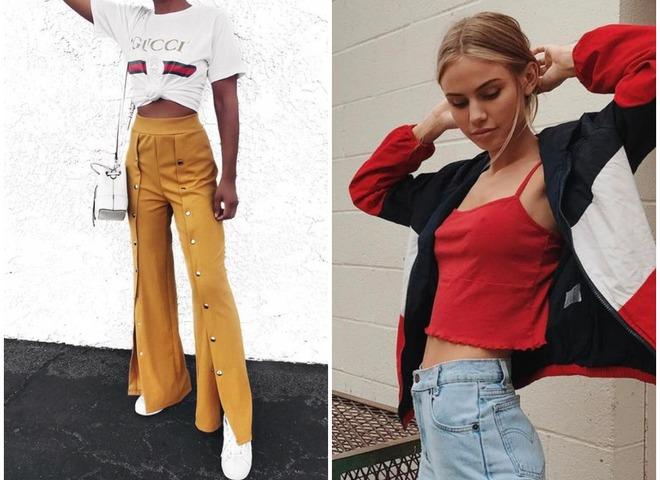 Одяг з 80-х