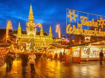 Топ-5 різдвяних ярмарків Європи