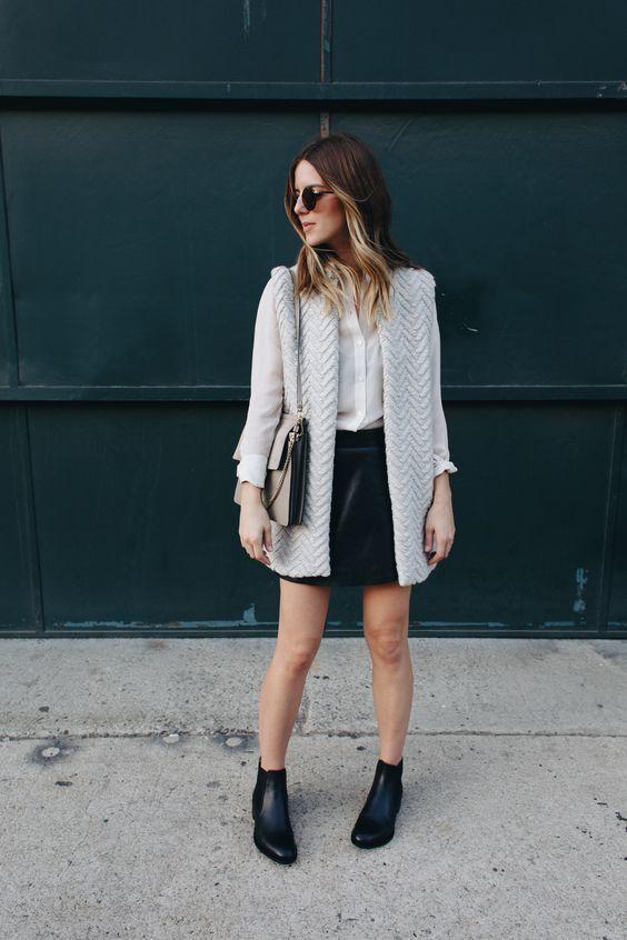 Чорно-білі вбрання