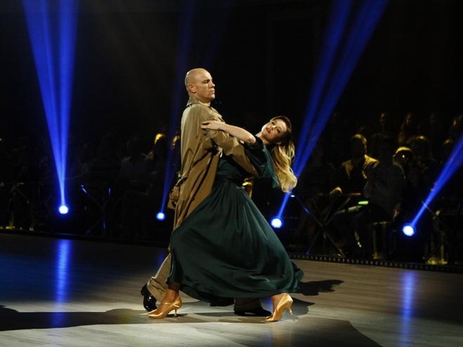 Павел Вишняков и Юлия Сахневич