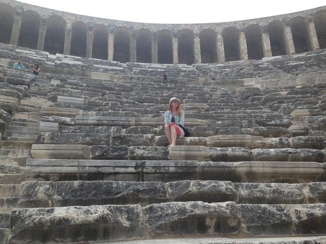 Многоликая Турция: старые улицы Анталии, Дюденский водопад и античный Сиде