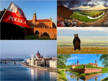 5 самых посещаемых украинцами стран