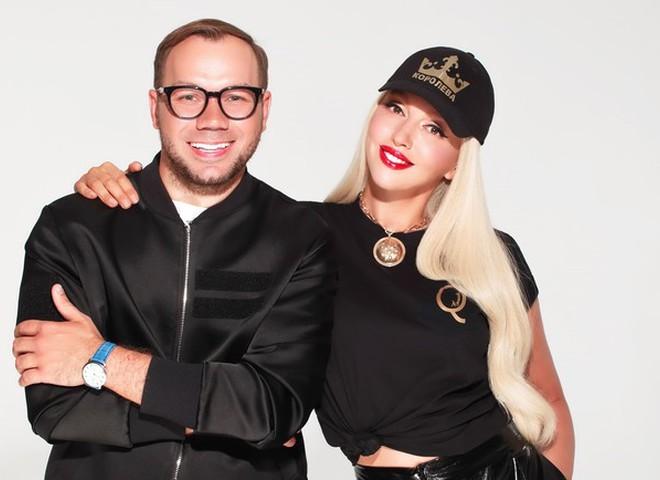 Оля Полякова создала капсульную коллекцию одежды с Андре Таном