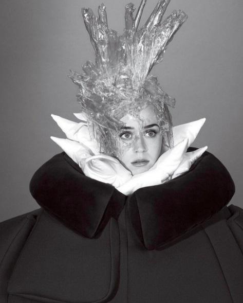 Кэти Перри на обложке Vogue