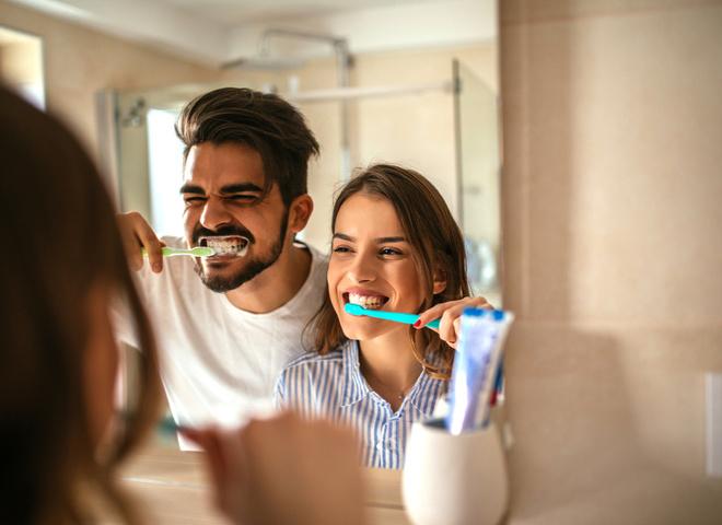 Как ухаживать за зубами во время карантина