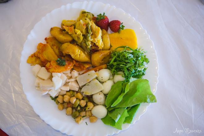 Двигатель прогресса – еда: уличная и неочень