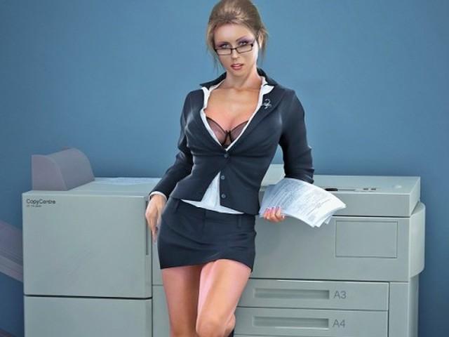 шеф и секретарша фото