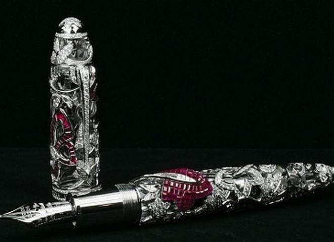 Самая дорогая ручка стоит $730 тыс.