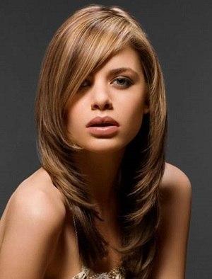 модные прически 2015: средние волосы