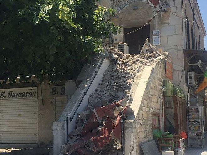 Землетрус 21 червня