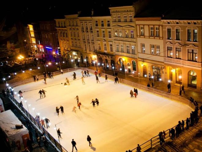 Новий рік 2016 у Львові