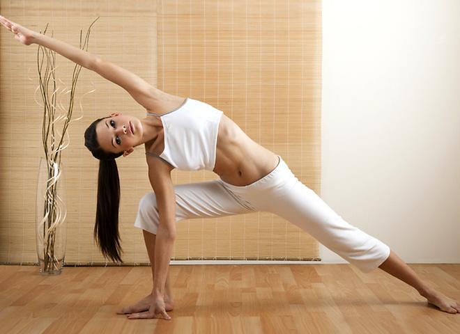 Йога - це эротично