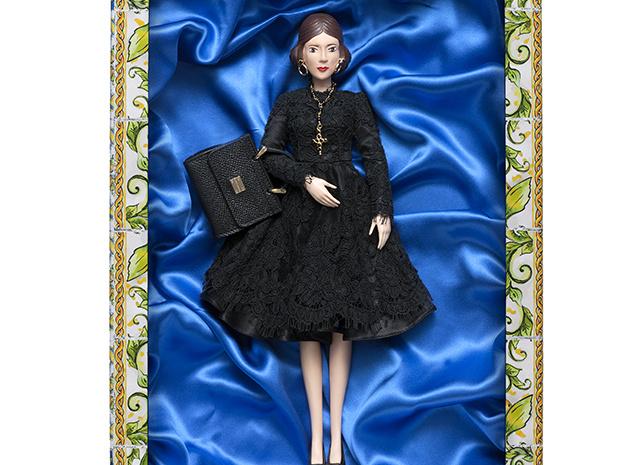 Куклы Dolce&Gabbana