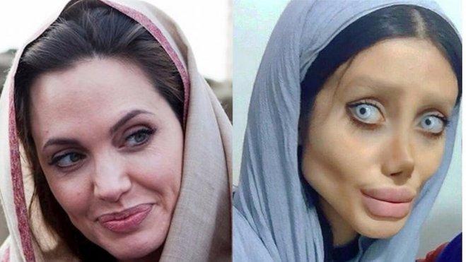 """Хотела быть Джоли, а вышел """"Труп невесты"""""""