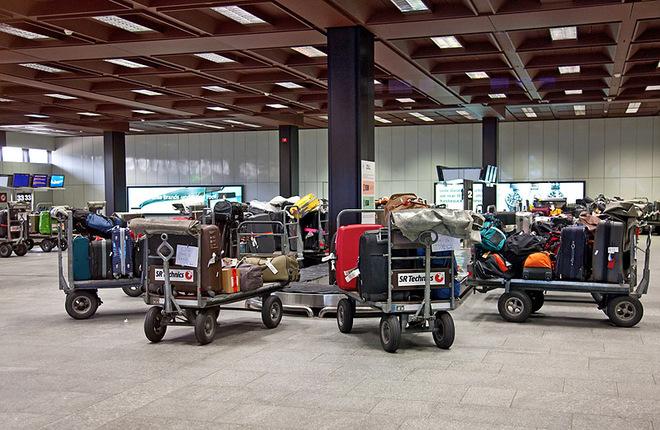 Самые стршные грехи авиакомпаний: потеря сумок в аэропорту Хитроу