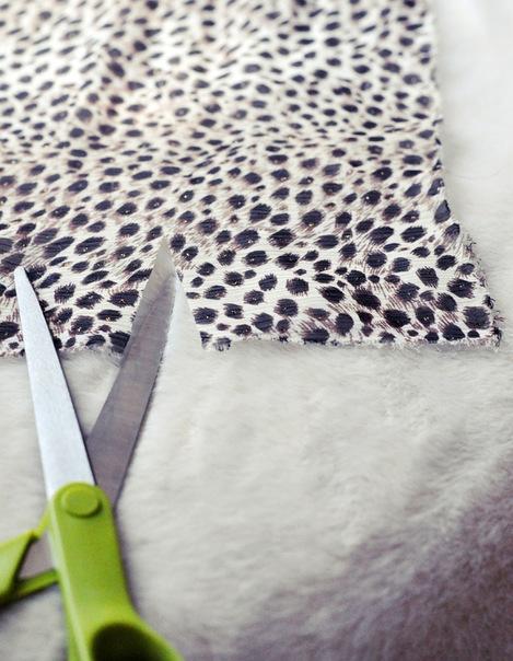 Как сделать бусы из ткани своими руками