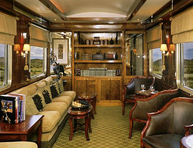 Самые увлекательные трипы на поездах: «Голубой экспресс» от Кейптауна до Претории