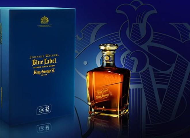 Blue Label  - королівський віскі