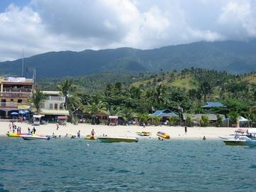 Філіппіни пляжі: White Beach