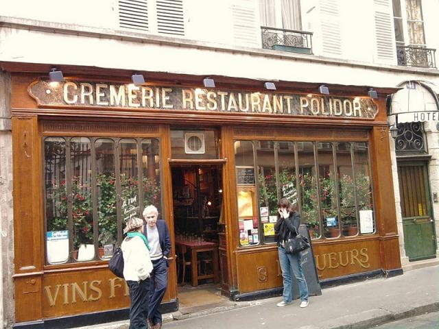 Північ у Парижі: Ресторан Le Polidor