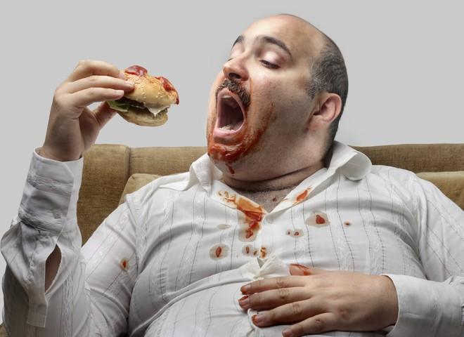 Как похудеть? Не есть фаст-фуд