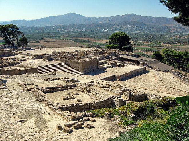 Крит визначні місця