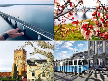 Куда поехать на майские в Украине