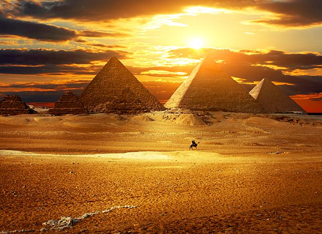 Дивовижні фото Єгипту