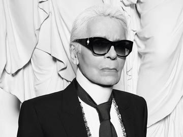 Карл Лагерфельд и Лили-Роуз Депп украсили обложку Vogue Paris