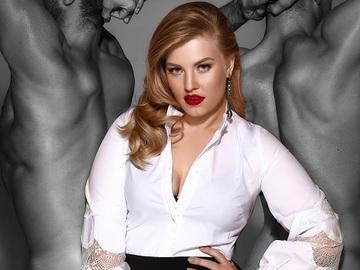 Мария Павлюк модель