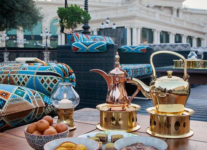 Богатый и загадочный Катар