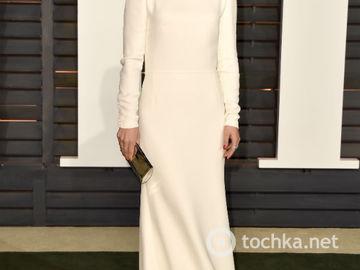 Оскар 2015: одинаковые платья звезд