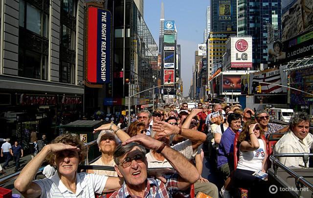 Автобусні тури по містах: Нью-Йорк, США