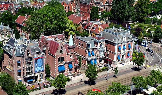 Міста вище і нижче рівня моря: Амстердам, Голландія