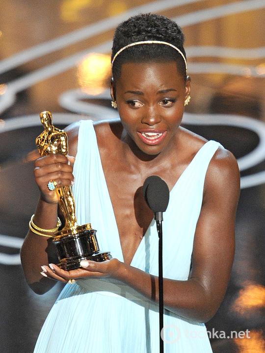 Оскар-2014, сцена