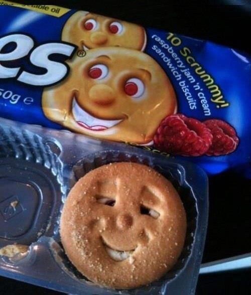 Печенька под кайфом
