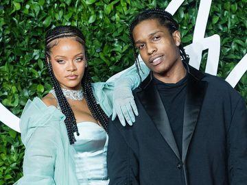 Рианна и A$AP Rocky