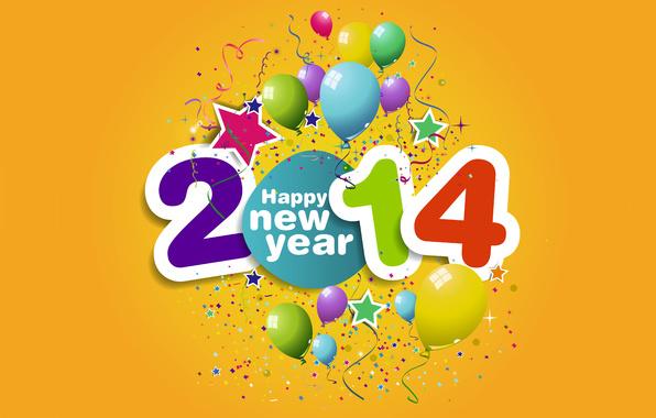 Картинки с Новым 2014 годом