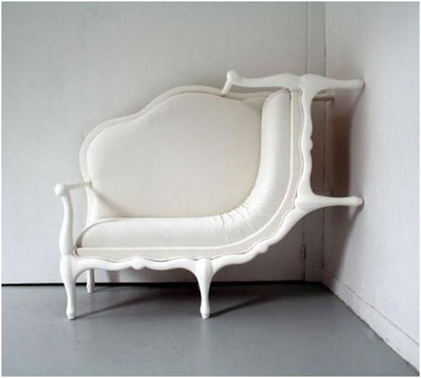 ТОП 19 самой необычной мебели