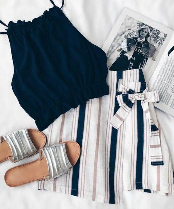 Модные майки на лето 2019