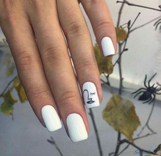 Astro nails: осенний маникюр по знакам зодиака