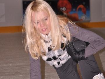 Последняя тренировка по фигурному катанию закончилась для Ольги Фреймут травмой