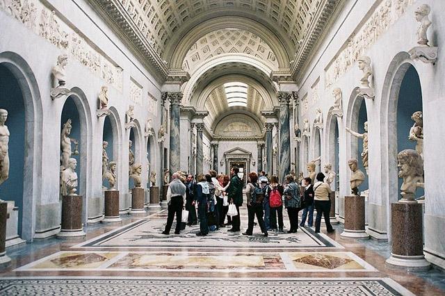 Цікаві місця Риму: Музей Ватикану